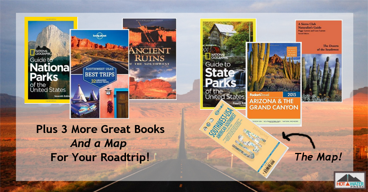 Top 7 Travel Guides to the American Southwest
