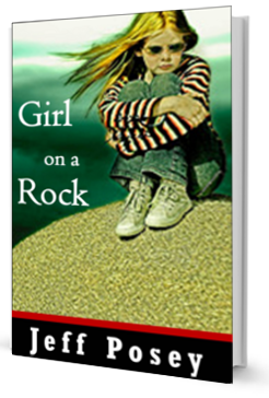 Girl on a Rock: a short story