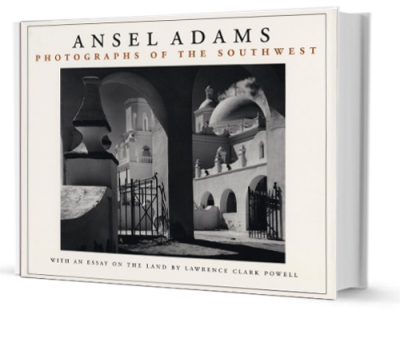 Photographs of the Southwest, by Ansel Adams