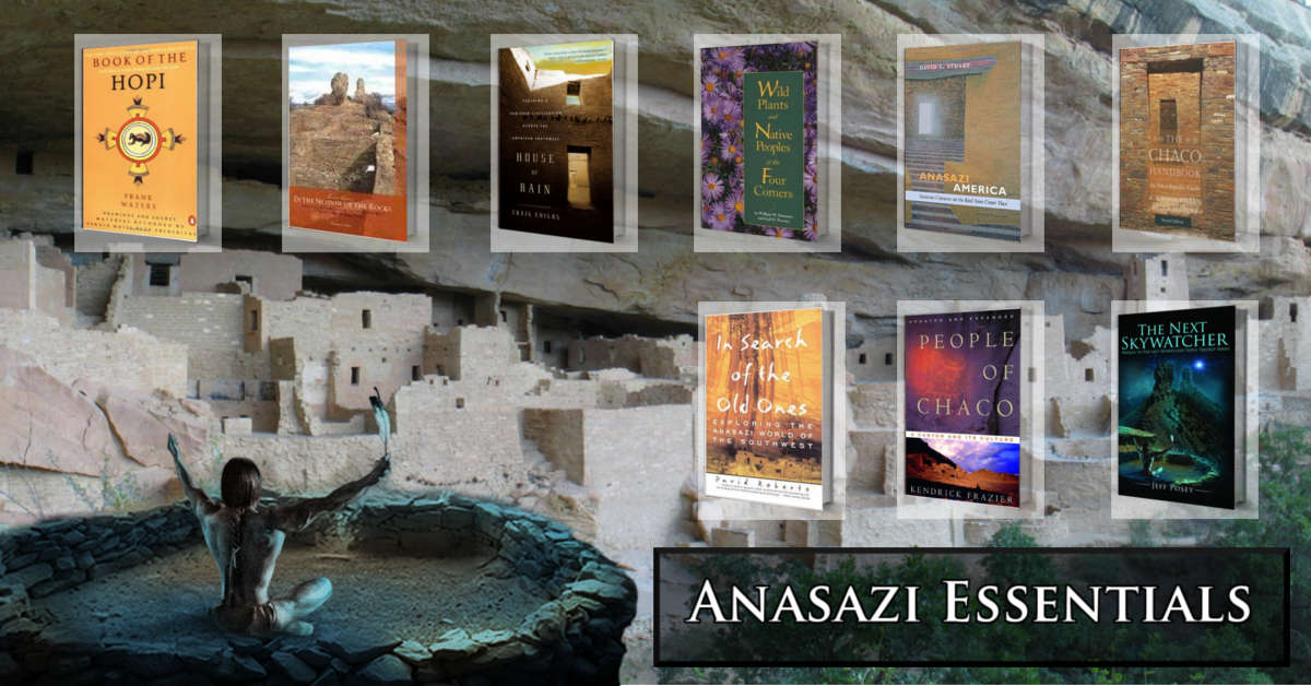 Anasazi Essentials Book Collection
