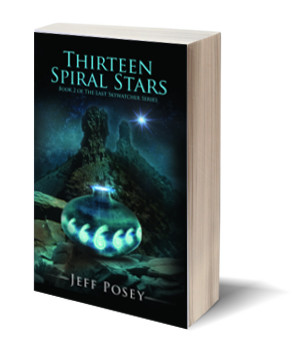 Thirteen Spiral Stars: Book 2 of The Last Skywatcher Series